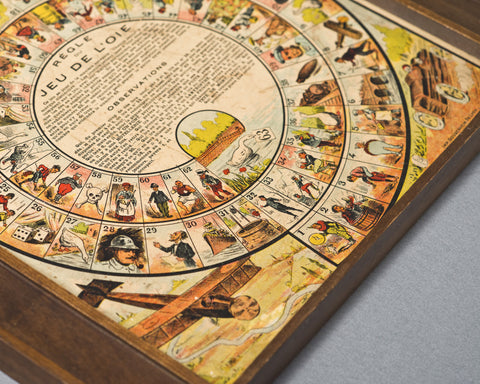 French First World War Board Game