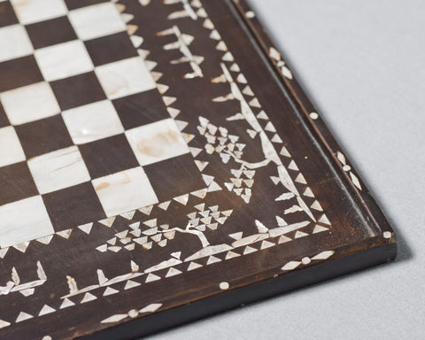 An Indo-Chinese Chess Board, circa 1900