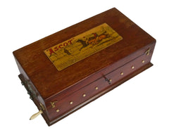 "Jaques ""Ascot"" Racing Game, 1891-99"