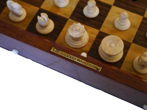 Jaques In Statu Quo Chess Set