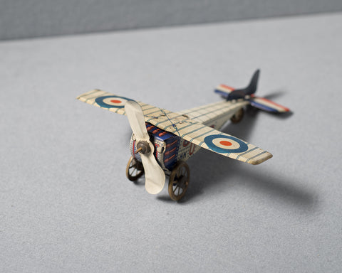 German Tinplate Aeroplane, circa 1928