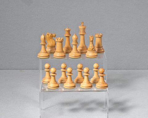 "A Jaques ""Golf Prize"" Chess Set, 1907"