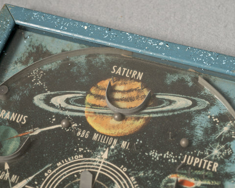 """Adventures in Space"" Pinball, 1950's"
