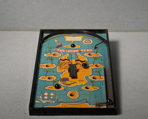 Treasure Hunt Pinball by Gotham, 1936