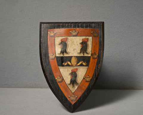 Jesus College, Cambridge Heraldic Shield