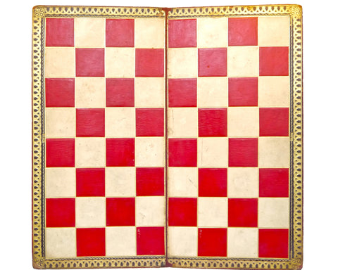 Leuchars (Piccadilly) Cartonpierre Chess Board