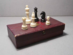 "Staunton ""Tournament Chess"" by Lowe, 1930's"