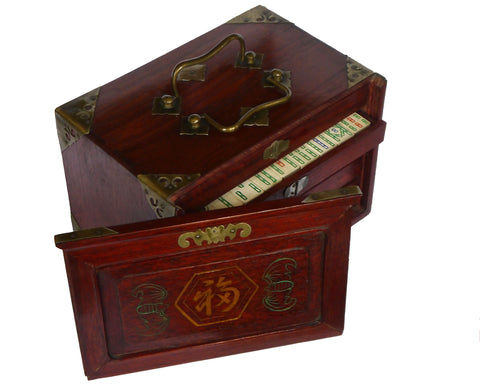 Good Mahjong Set, Shanghai, 1920s