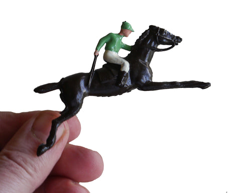 Jaques Minoru Horse Racing Antique Game