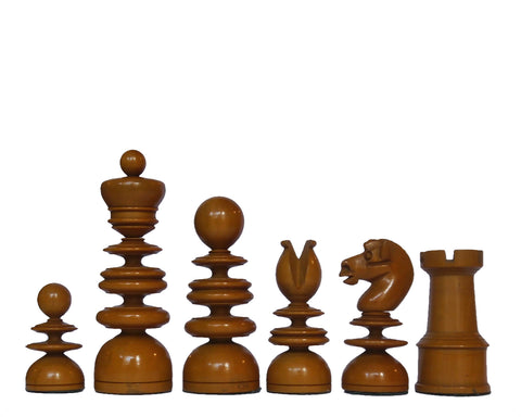 antique st george chess set