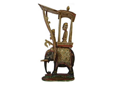 antique elephant chess king queen rajasthan