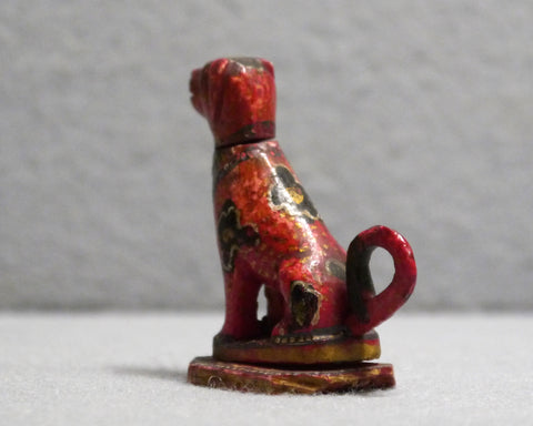 Charming Rajasthan 'Toy' Dog, circa 1850
