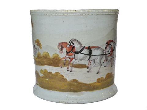 Regency Antique Mug