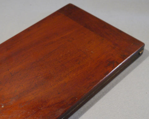 Antique Rosewood Chess Board, 19th century