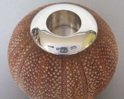 An Asprey Sea Urchin Match Striker, 1958