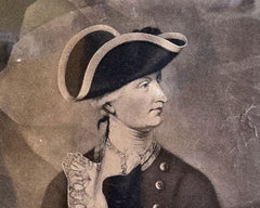 Admiral Sir George Brydges Rodney Bart., 1780