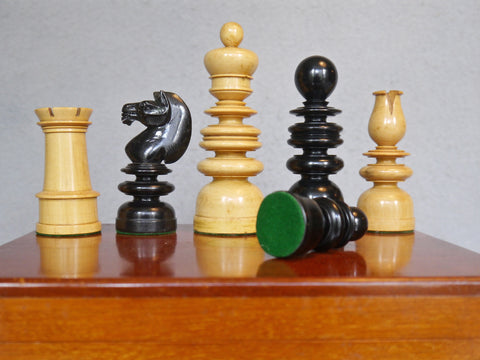 """Jaques Style"" St George Chess Chess Set"