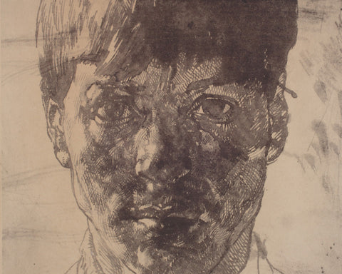 "Stanley Spencer: ""Self Portrait"""