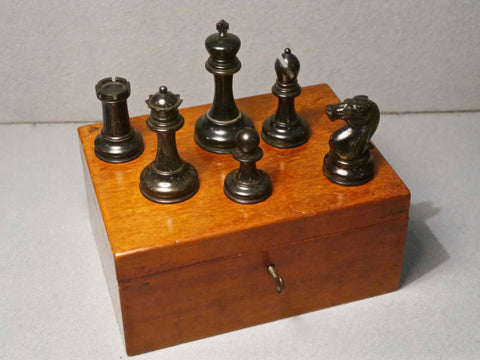 Antique Chess Sets Online