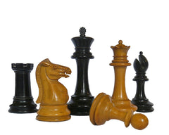 Jaques 'Four Inch' Staunton Chess Set, c. 1885