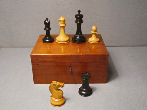 Antique Chess Shop