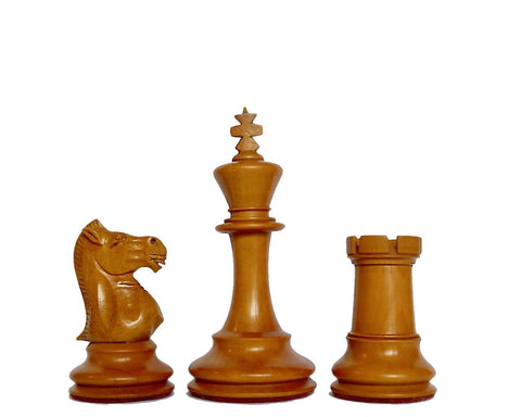 Antique Staunton Pattern Chess Set