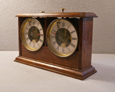 "Tanner """"Reliable Chess Timer"", circa 1900"