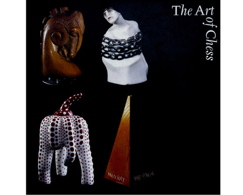 The Art of Chess Exhibition Catalogue, 2003