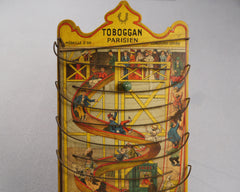"Rare ""Toboggan Parisien"" Lotto Game, 1903/4"
