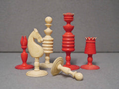 """Washington Pattern"" Chess Set, 18th century"