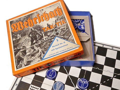 Second World War Chess Themed Games