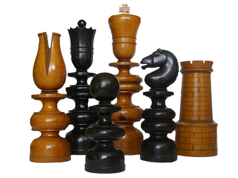woburn abbey christies antique chess set