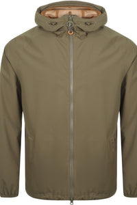 Barbour Irvine jacket in Clay MWB0605OL51