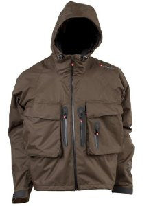 Greys Strata All Weather Wading Jacket front hood