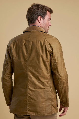 Barbour Ashby-Lightweight-Sandstone-MWX1351SN31 back