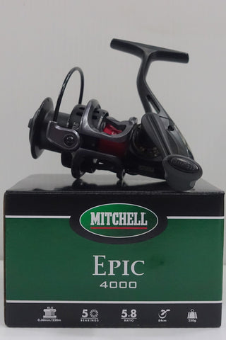 Mitchell Fishing-Spinning Reel-Epic-4000FD-1446180