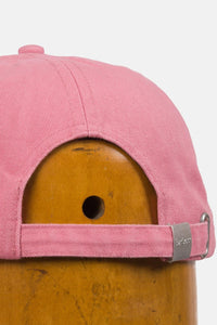 Barbour Cap Pink baseball Cascade Sports in Dusty Pink MHA0274PI711