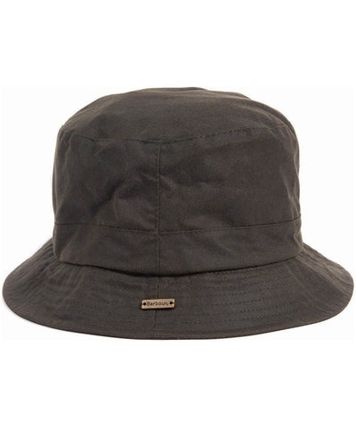 Barbour Hat Dovecote Bucket in Olive LHA0330OL71