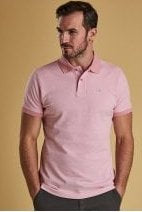 Barbour Polo Sports-Mix-Dusty Pink- MML0628PI14 summer