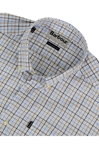 Barbour Shirt Patrick Tailored fit in check  MSH3354SN31