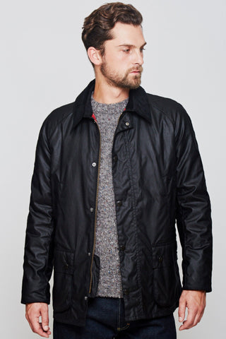 Barbour Ashby Jacket just £189 in Black MWX0339BK71