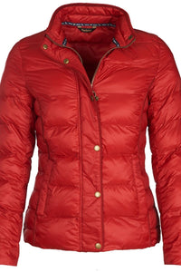 Barbour Gondola-Ladies Quilted Jacket-Chilli Red-LQU0970RE61 colour