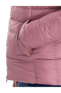 Barbour Brecon-Ladies Quilt-Pink Rose Bay-LQU1076PI32 pocket