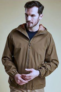 Barbour Irvine new jacket in Clay MWB0605OL51