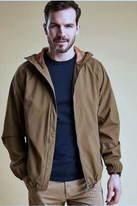 Barbour Irvine new mens jacket in Clay MWB0605OL51