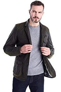 Barbour Beacon-James Bond-Wax Sports Jacket-Olive-MWX0007OL71