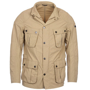 Barbour International-Guard-Casual Jacket-Sandstone-MCA0419SN31 safari