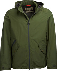Barbour Rosedale-Mens Jacket- Waterproof Breathable-Rifle Green-MWB0680GN51 light