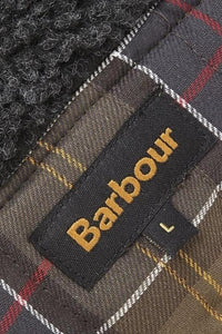Barbour Trapper Hat-Fleece Lined-Olive-MHA0033OL51 tartan