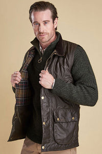 Barbour Westmorland Gilet in Olive MWX0723OL71